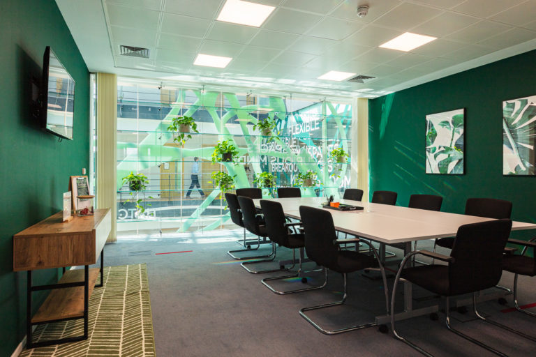 Meeting rooms to use in Bridgwater